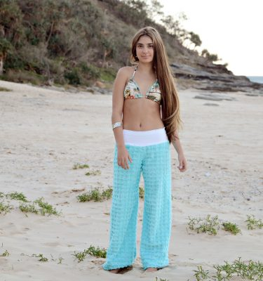 Ladies Long Resort Pants