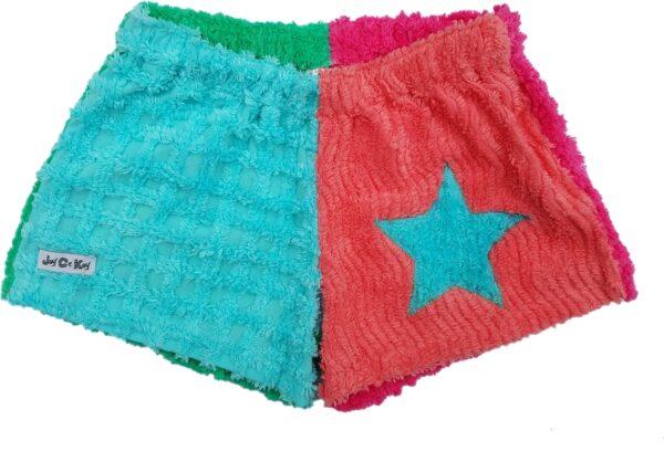 Ladies Chenille Shorts